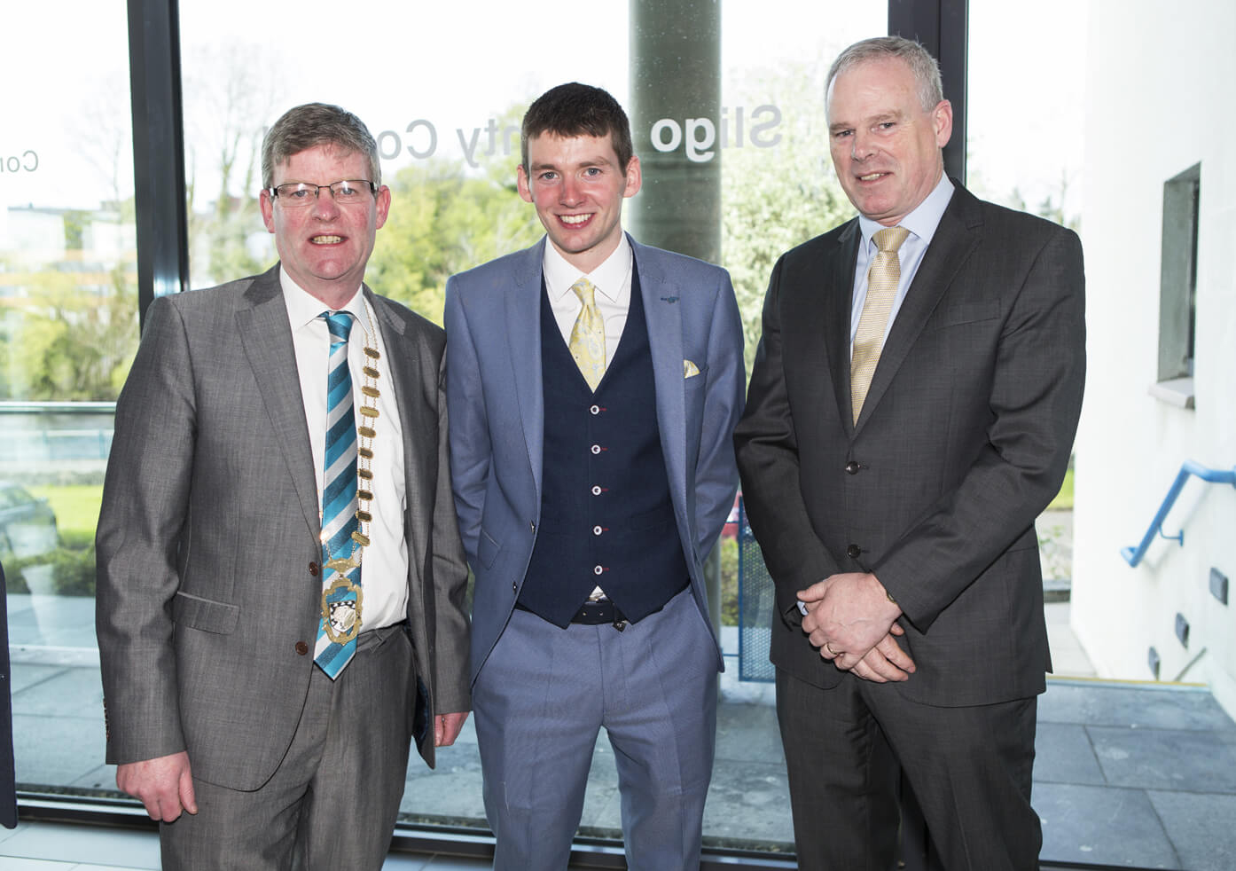 CIVIC RECEPTION FOR GRAND NATIONAL CHAMPION