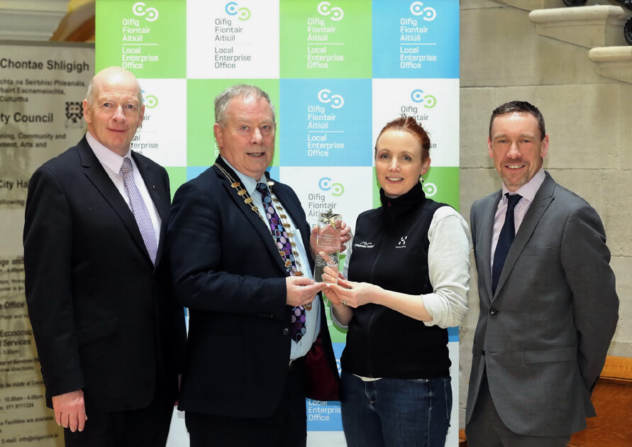 Local tourism business wins place at National Enterprise Awards