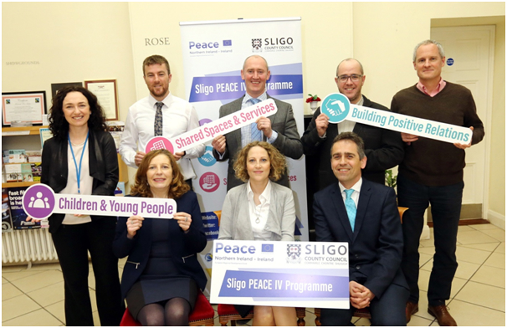 Sligo Peace IV Programme Launched