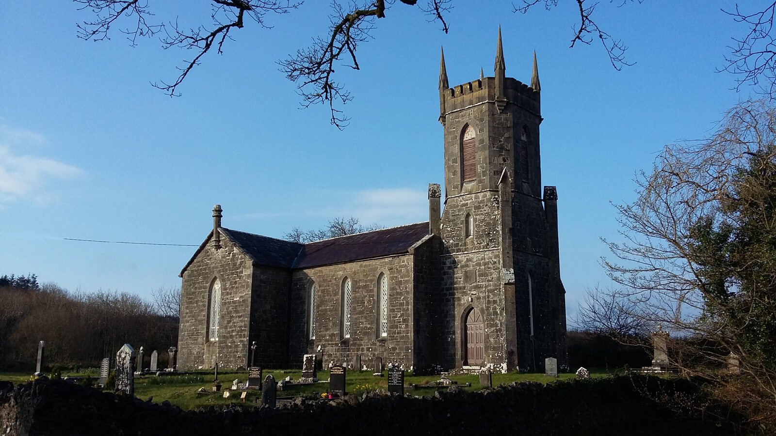 €30,000 Allocated for Ballysumaghan Church, Co. Sligo