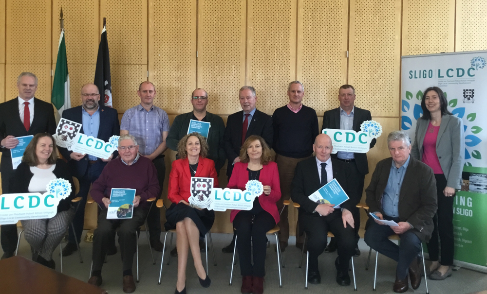 Sligo Local Community Development Committee (LCDC) adopts its 2018 Annual Report