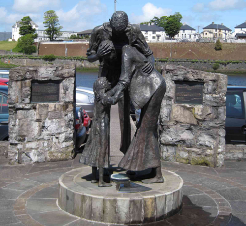 National Famine Commemoration Ceremony Will Be Hosted In Sligo On 19th May