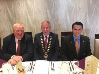 Cathaoirleach attends function for U.S. Congressman Brendan Boyle