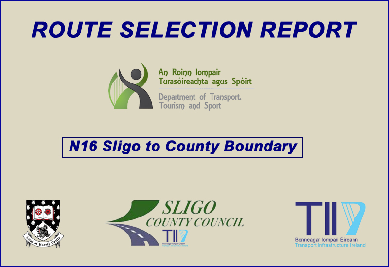 N16 Route Selection Report