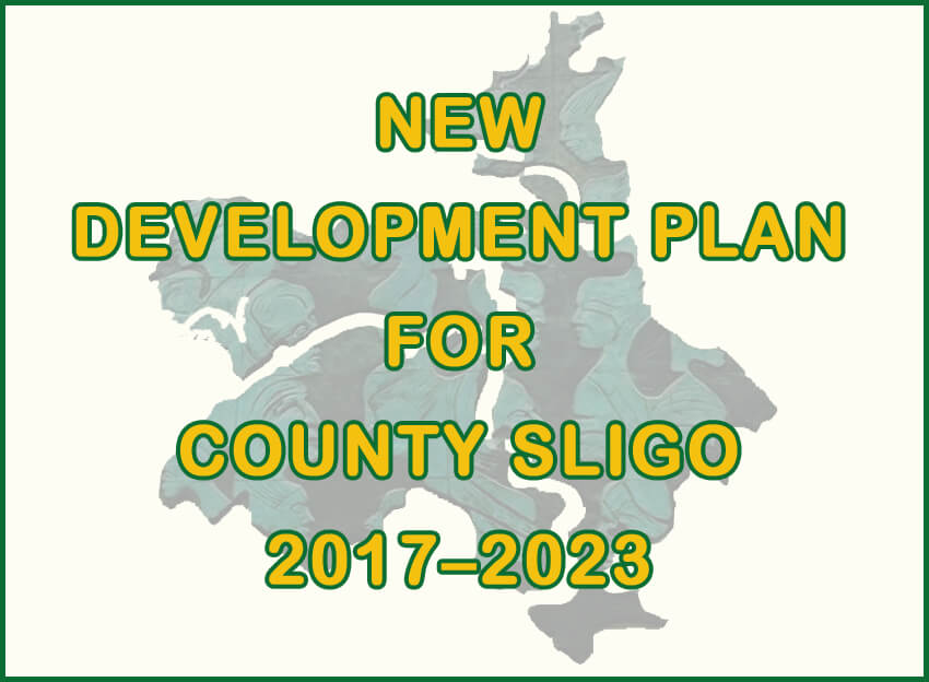 New Development Plan for County Sligo 2017–2023