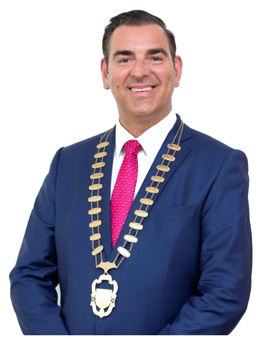 Christmas Greetings from Cathaoirleach Councillor Tom MacSharry