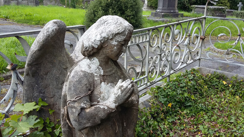 Sligo Historic Graveyard Training Project Begins