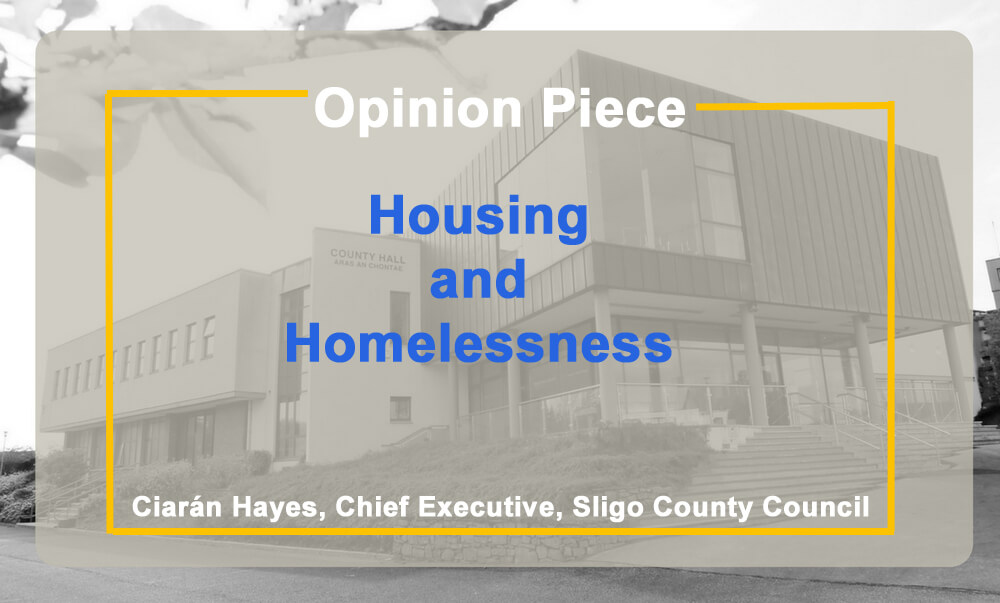 Opinion Piece - Housing and Homelessness