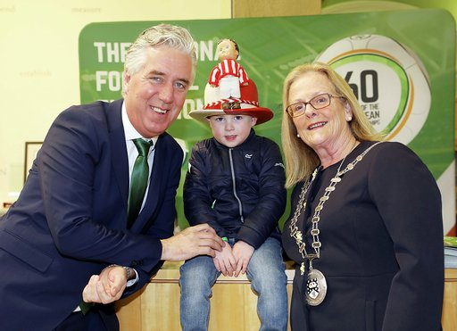 National Football Exhibition launched at Sligo City Hall