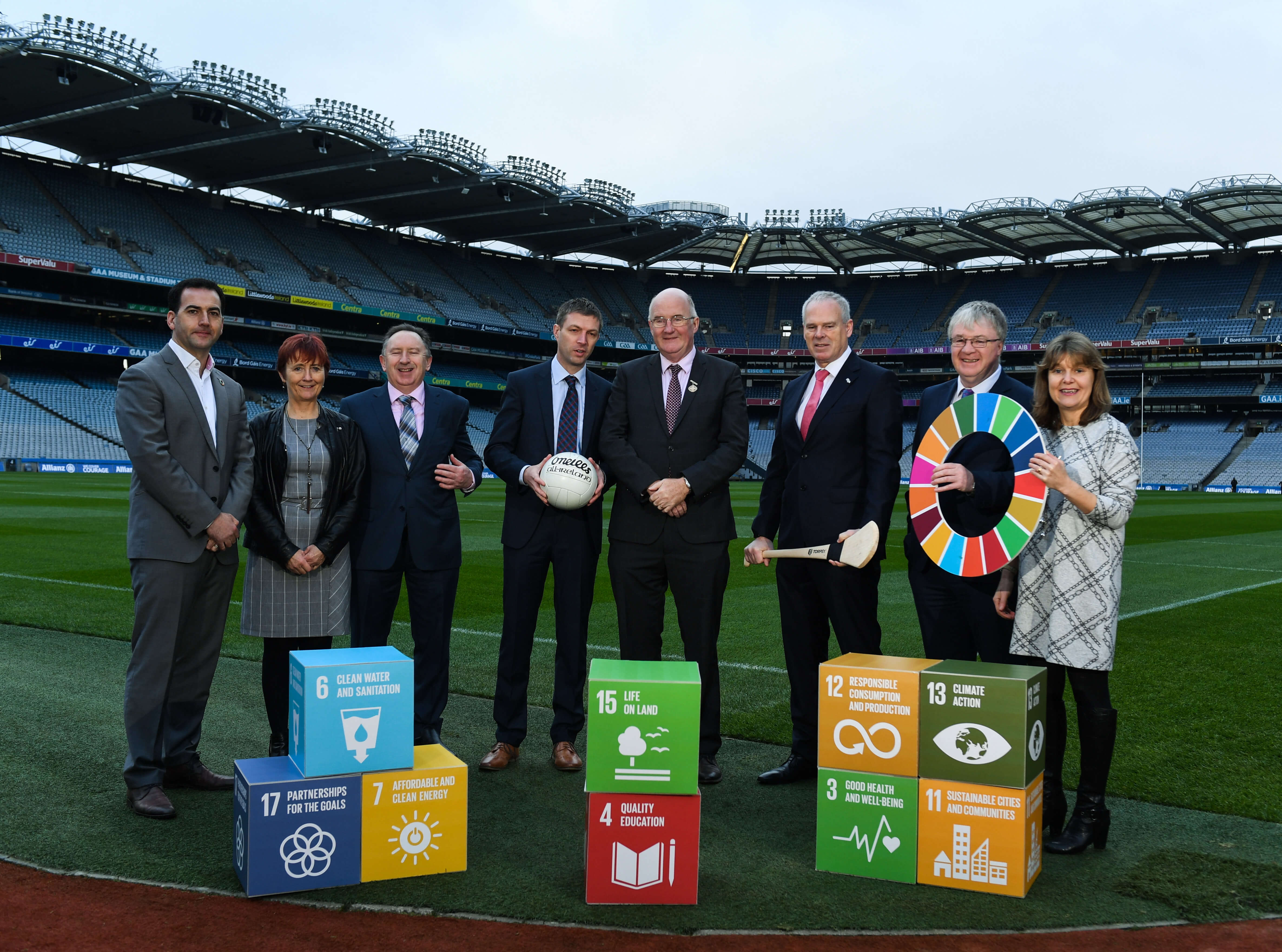 GAA and Local Authorities to Partner for Sustainable Communities