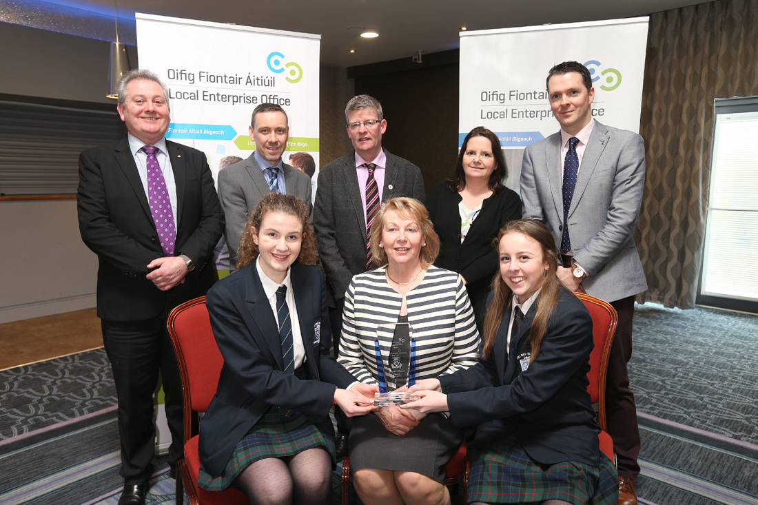 Teenage entrepreneurs going to Croke Park National Final announced