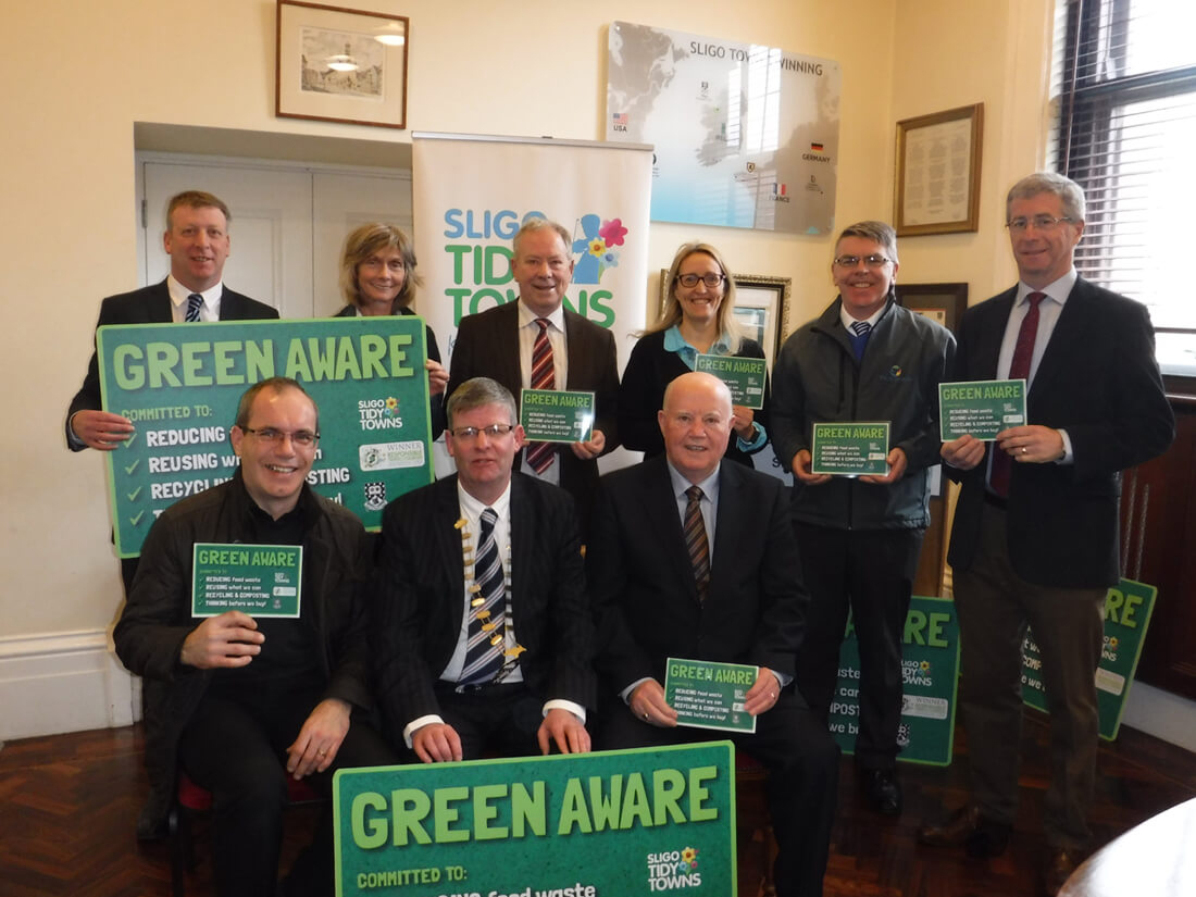 'Green Aware' Campaign 2017 Launch