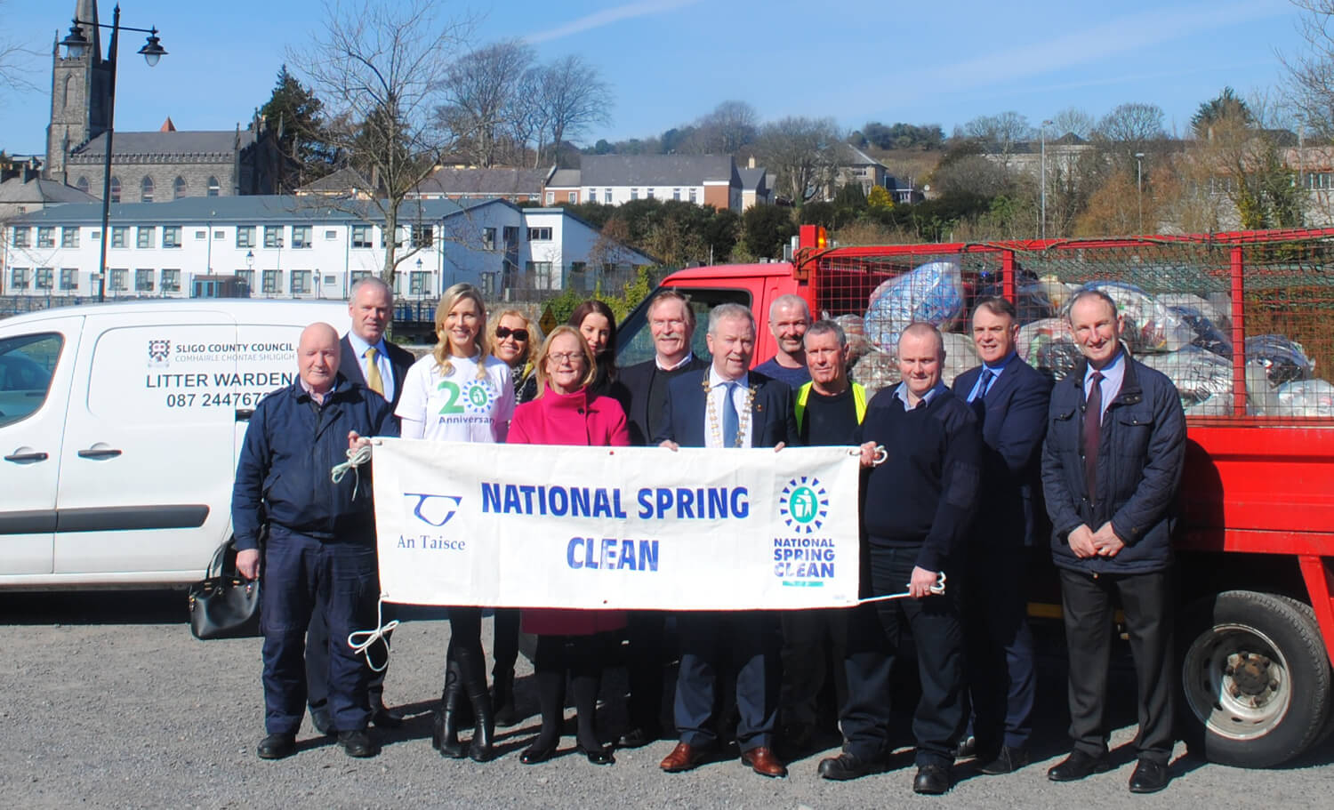 National Spring Clean 2018