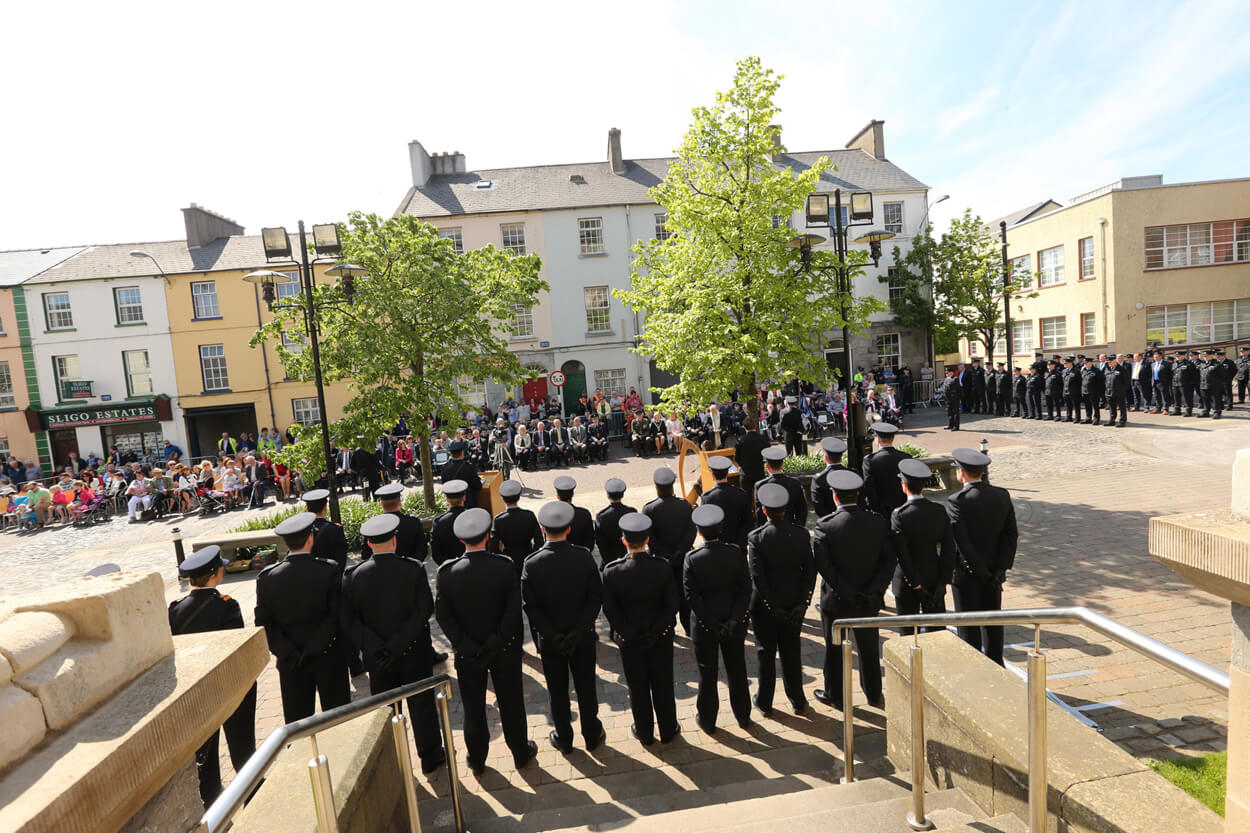 Garda Ceremony Photo 2