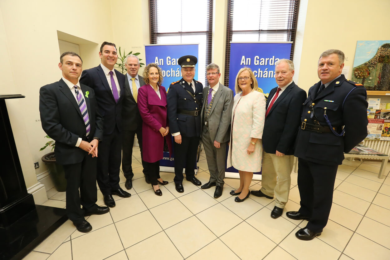 Garda Ceremony Photo 3