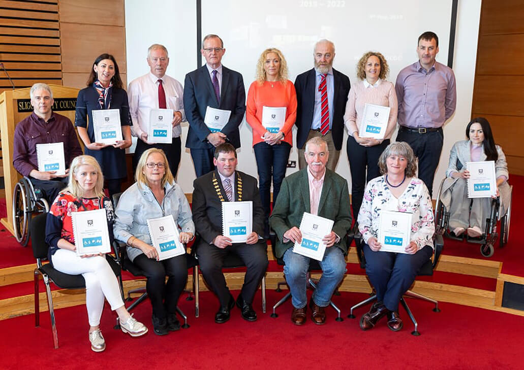 Launch of Sligo County Council Disability, Inclusion and Access Strategy