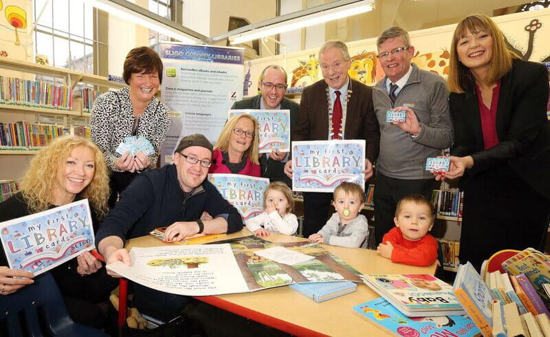 Sligo Library Launch Right To Read Initiative