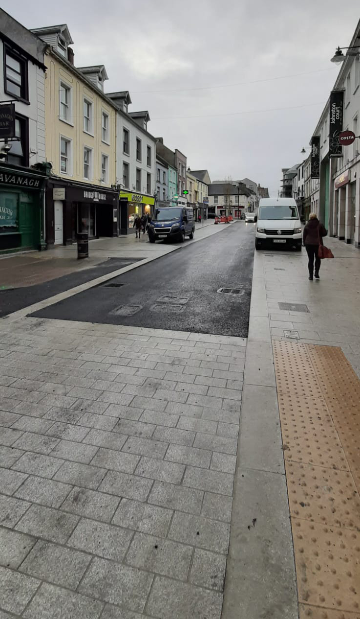 O'Connell Street Enhancement Project