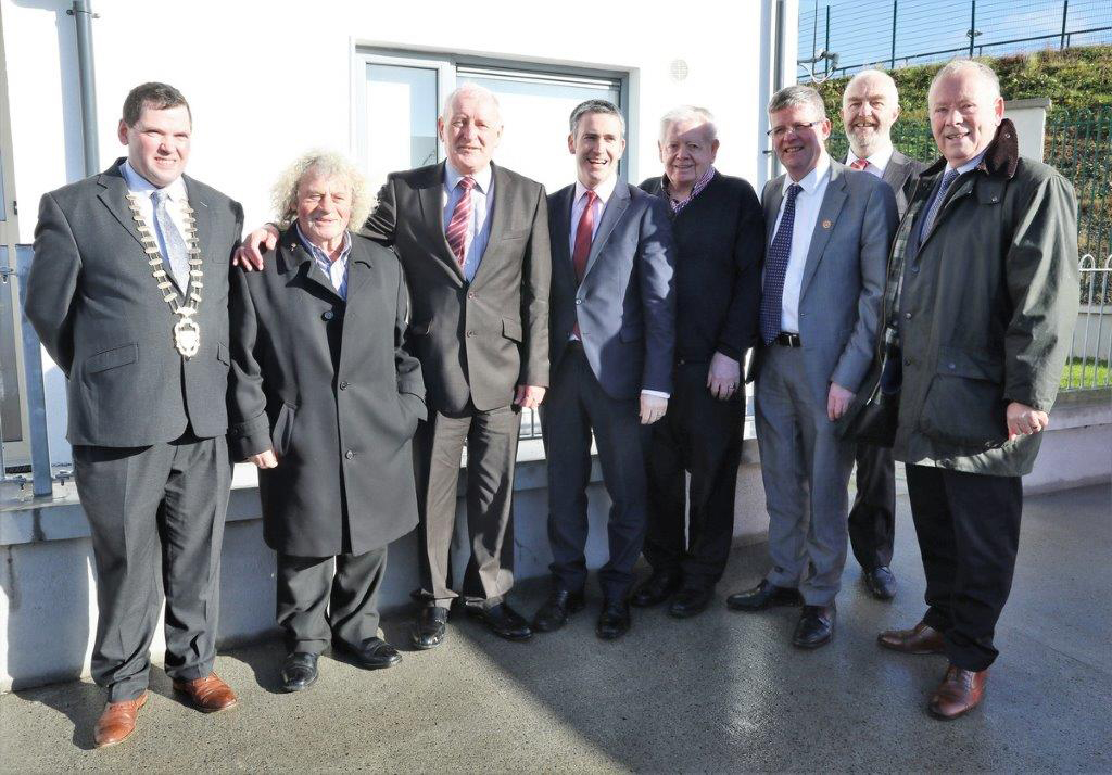 Minister English Briefed on Sligo Housing Programme