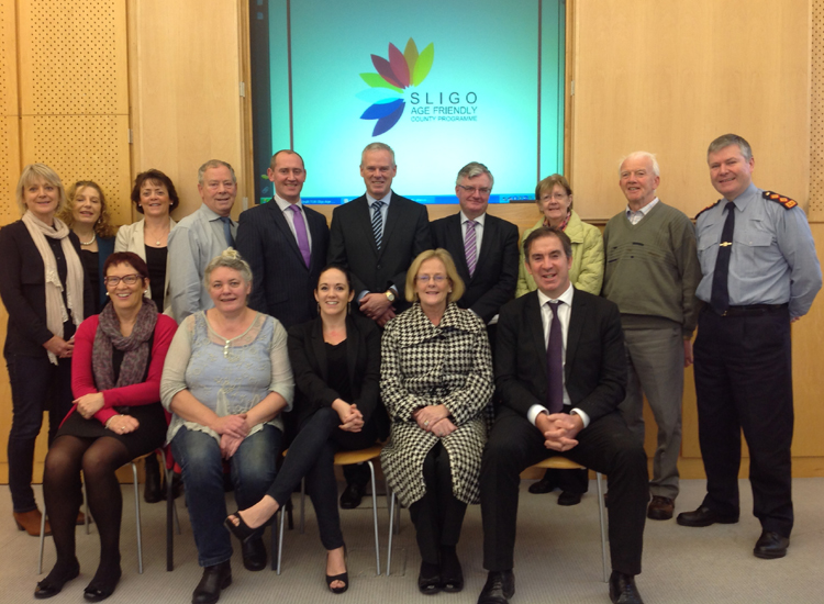 Sligo Age Friendly Alliance Members