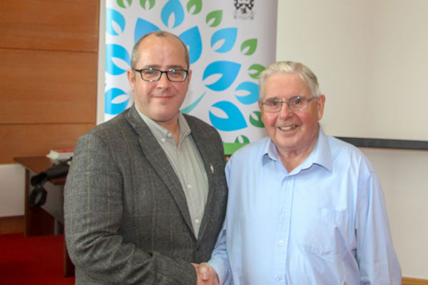 Appointment of New Chair to Sligo LCDC