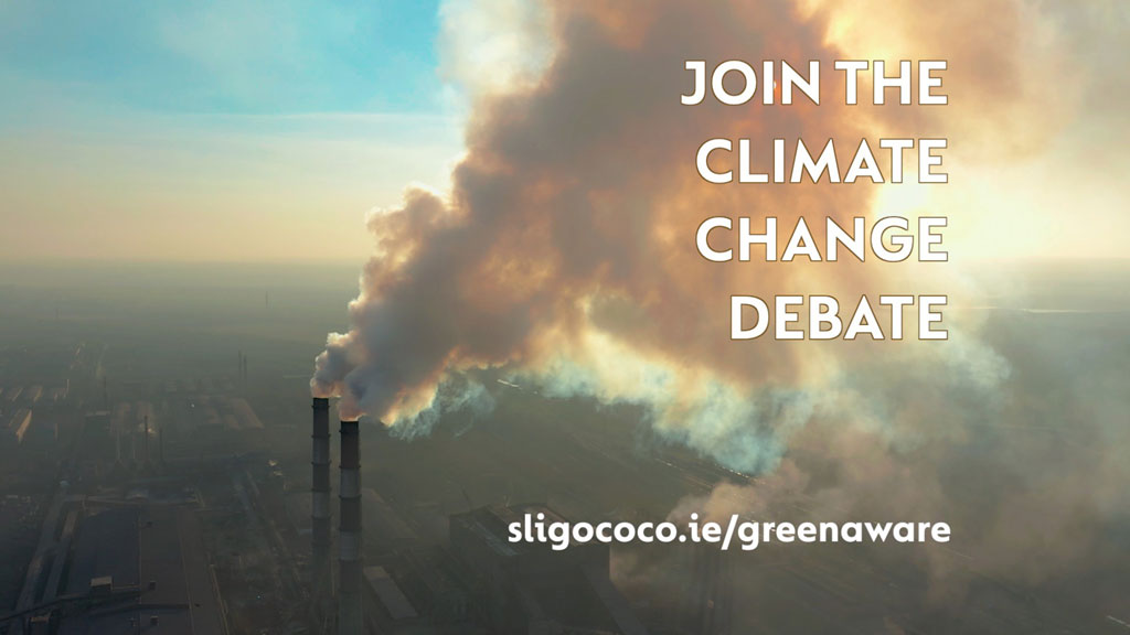 Sligo Champion covers roll out of climate change plan
