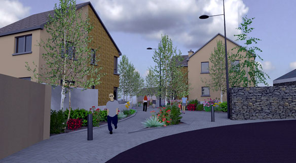 Sustaining communities – Cranmore Regeneration