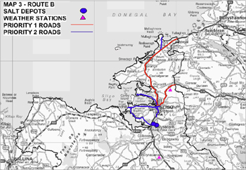 Map 3 - Route B small