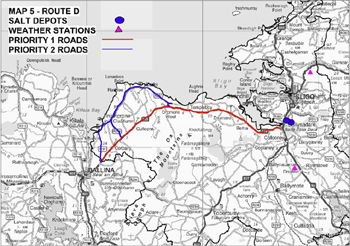 Map 5 - Route D small